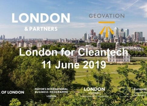 London for Cleantech