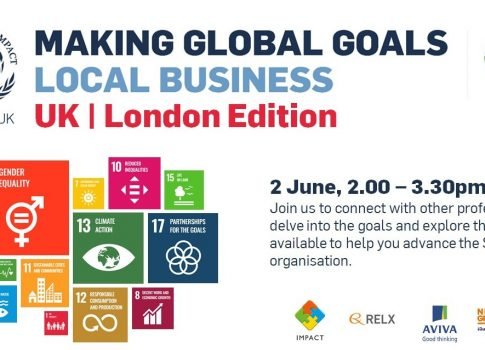 Making Global Goals Local Business: London Edition