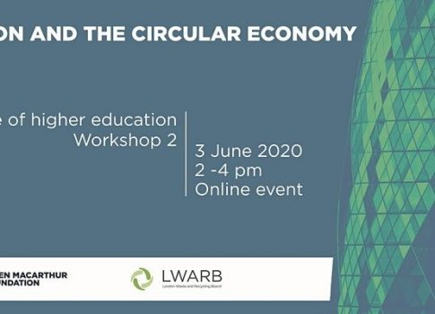 London and the Circular Economy: the role of Higher Education (Workshop 2)
